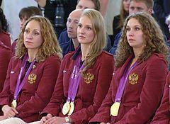 Svetlana Romashina - de coole en schattige zwemmer met Russische roots in 2021