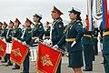 Russian EMD band at the Vostok parade 01.jpg