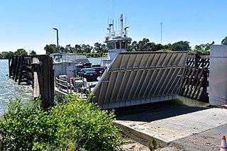 Ryer Island Ferry