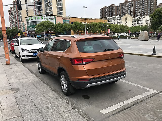 Image of SEAT Ateca 03