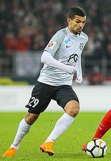 Ricardinho (footballer, born September 1989) Brazilian footballer