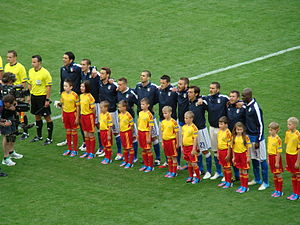 Thiago Motta - Motta lining up for Italy at Euro 2012.