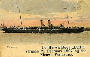 SS Berlin (1894) - SS Berlin