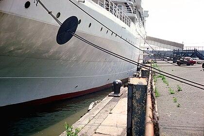 SS Stevens stern from pier 02.jpg