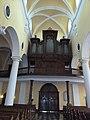 STAVELOT église Saint-Sébastien - buffet d'orgues (2-2013).JPG