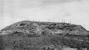 6th Marine Division (United States) - Sugar Loaf Hill as seen from the north