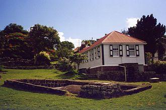 Windwardside - Image: Sabaisland