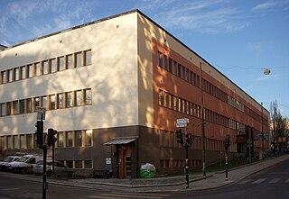 Sabbatsberg Hospital Hospital in Stockholm, Sweden