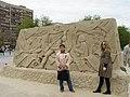 Sablomonumento okaze de la Venkotago (Tjumeno).jpg
