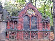 Sachgesamtheit Israelitischer Friedhof. Bild 8