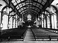 Sacred Heart Cathedral - Davenport, Iowa nave bw.jpg