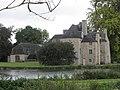 Saint-Brice-en-Coglès (35) Château de La Motte 03.jpg