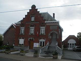Saint-Floris Commune in Hauts-de-France, France