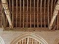 Saint-Nic (29) Chapelle Saint-Côme Charpente 22.JPG