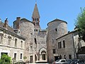 Saint-Philibert and towers.jpg