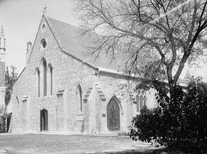 St. Mark's Episcopal Church (San Antonio, Texas) - Image: Saint Mark's Episcopal Church, San Antonio, Texas