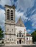 Saint Nizier de Troyes, West Facade 20140509 8.jpg
