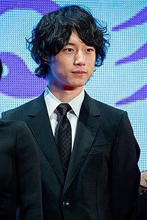 Kentaro Sakaguchi Japanese actor (born 1991)