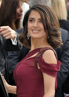 pictures of salma hayek