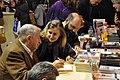 Salon du livre de Paris, 2013 goytisolo noiville (8900892638).jpg