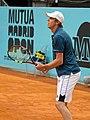 Sam Querrey - Masters de Madrid 2015 - 02.jpg