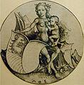 Sammlung Ludwig - Artefakt und Naturwunder-Schongauer-Wilde Frau80411.jpg