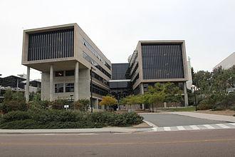 San Diego Supercomputer Center - San Diego Supercomputer Center East Wing