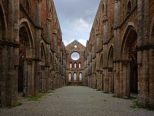 San Galgano Abbey interior 03.jpg