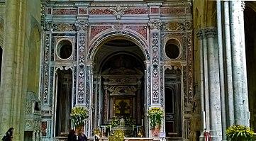 San Lorenzo Maggiore, Naples