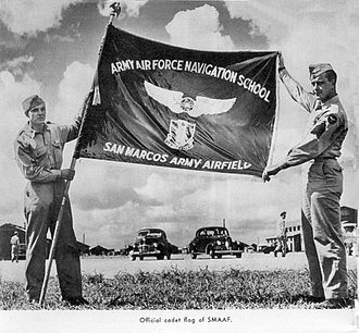 Camp Gary - Activation of San Marcos Army Air Field, December 15th, 1942.
