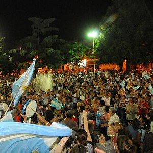 8N - San Miguel, province of Buenos Aires, November 8