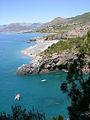 San Nicola Arcella, Ausblick auf das Meer.jpg