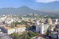 Centro de San Salvador