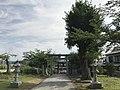 Sando of Suga Shrine from inner side.jpg