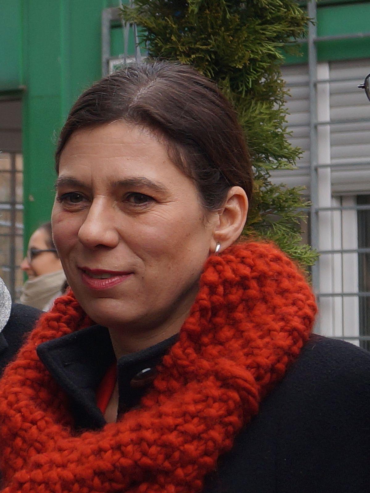 Sandra Scheeres Wikipedia