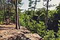 Sandrock Cliffs - St. Croix River, Wisconsin (35091376145).jpg
