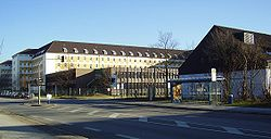Warner Kaserne Munich Germany