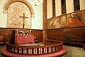 Sankt Andreas Kirke Copenhagen interior quire across.jpg