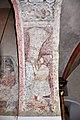 Sankt Georgen a L Launsdorf Pfarrkirche Mariae Himmelfahrt Triumphbogenlaibung Opfer Kains 12032013 137.jpg