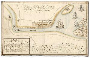 1704 in Russia - Sankt Petersburg