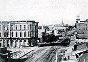 Sant Barbara - State Street 1880s