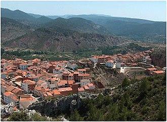 Santa Cruz de Moya - Image: Santa Cruz De Moya Vista