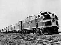 History of rail transportation in the United States - Wikipedia
