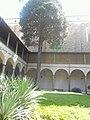 Santa Maria del Carmine Brancacci Chapel Courtyard (5987217004).jpg