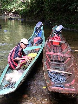 Sarawak boats