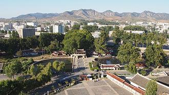Sariwon - Image: Sariwon City (14014952258)