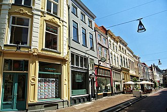 Zwolle - Image: Sassenstraat 1 15, Zwolle