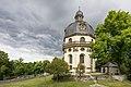 Schöntal - Kloster - Kreuzbergkapelle - Ansicht von Süden 4.jpg