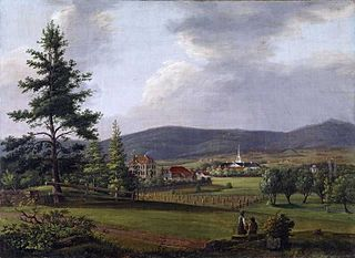 Schafteløkken og Frogner Hovedgård
