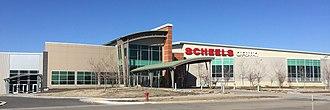 Scheels Arena - Scheel's Sports Arena
